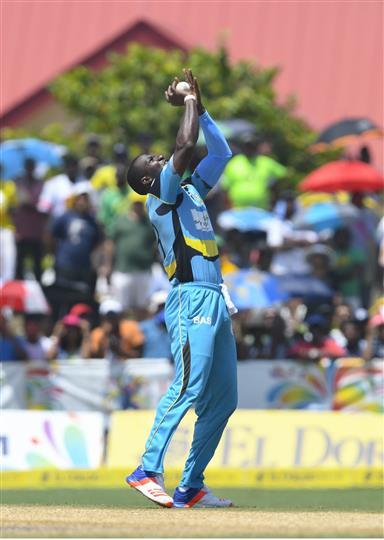 St Lucia Zouks v Jamaica Tallawahs - Hero Caribbean Premier League (CPL) – Match 27