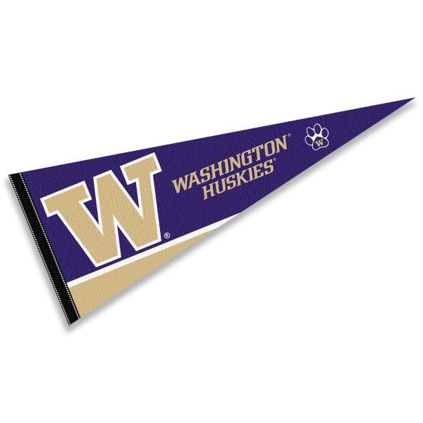 Washington Huskies Felt Pennant your UW Huskies Felt ...