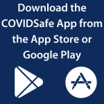 Download the covid safe app