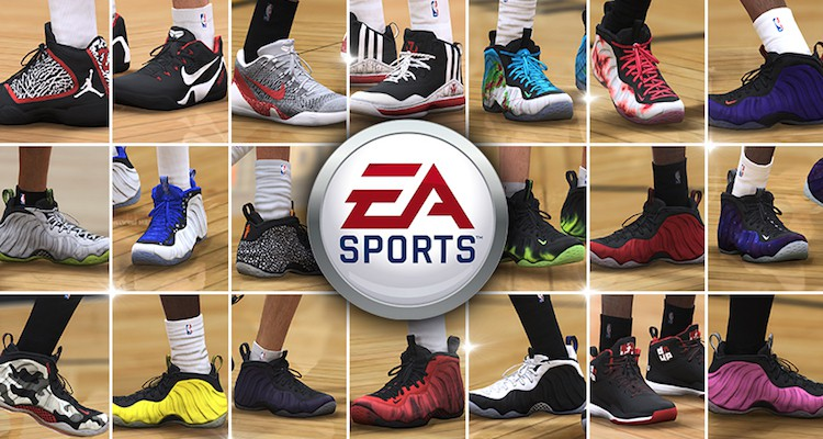 NBA LIVE 15 Content Update Sports Gamers Online