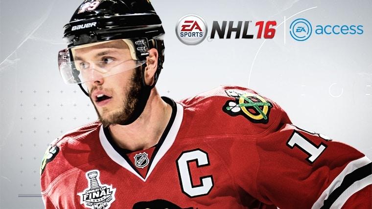 NHL 16 EA Access
