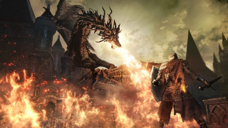 npd sales results april dark souls 3