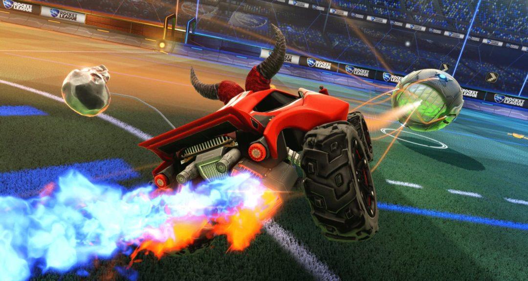 rocket league cross network xbox one pc