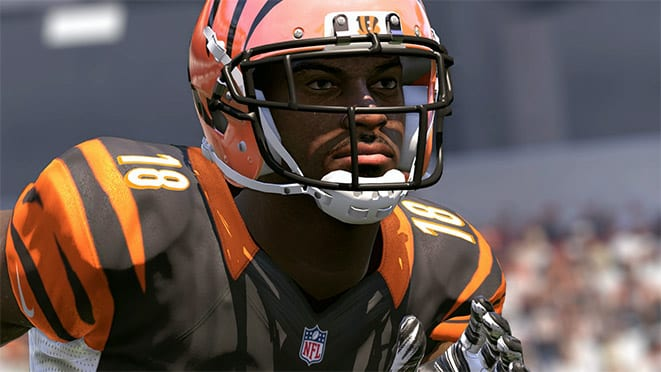 madden 17 top 5 wide receiver ratings aj green