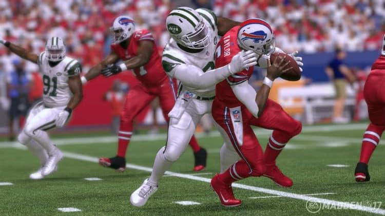 Madden NFL 17 - Week 3 Roster Update