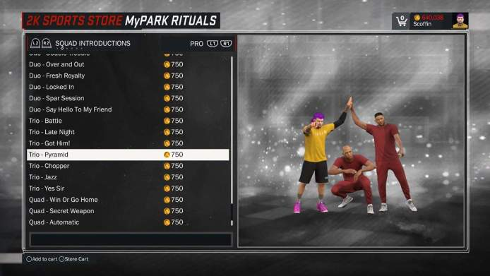 NBA 2K17 MyPark Blog