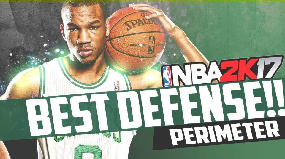 NBA 2k17 Defensive Tips Perimeter Defense