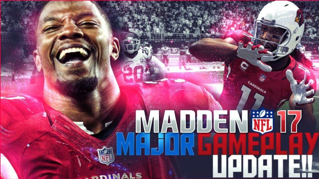 madden 17 gameplay update cardinals