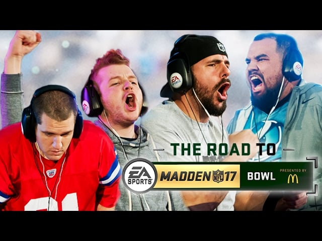 Madden Bowl Live Finals
