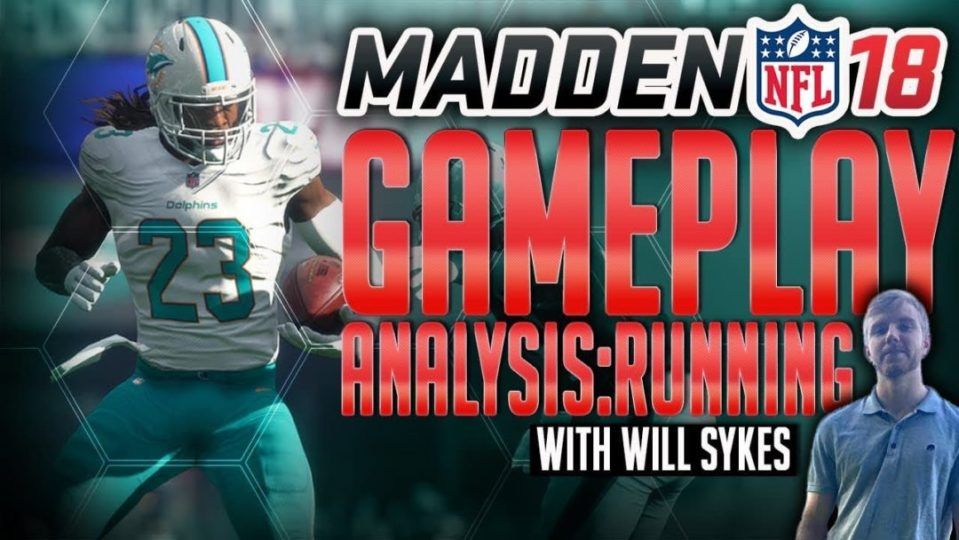 madden 18 running game analysis