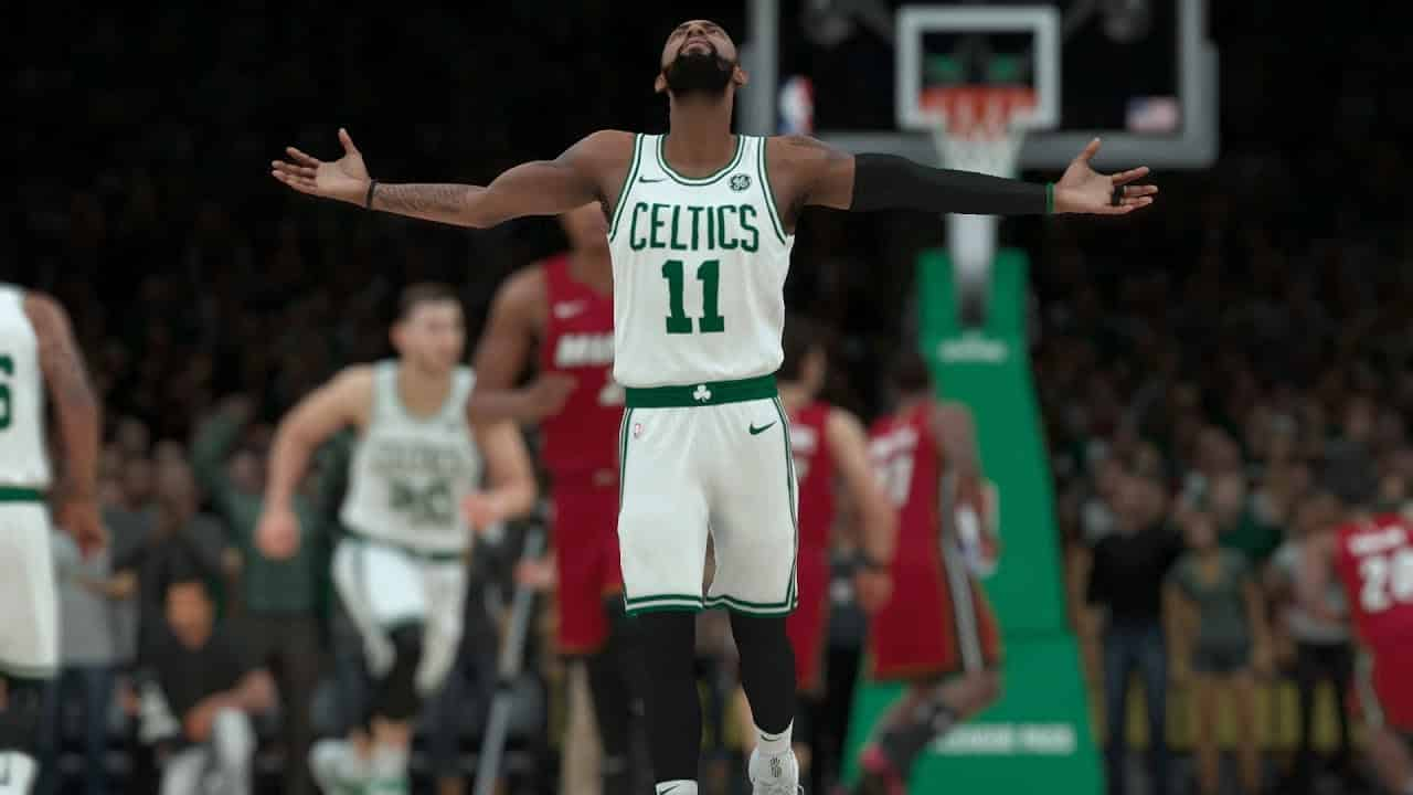 NBA 2K18 Update Patch 109 Released Specifically For