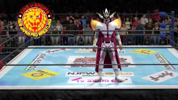 NJPW To Announce Video Game - Sports Gamers Online