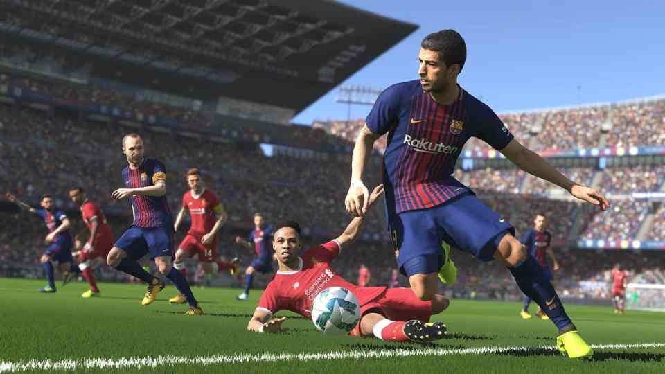 Konami UEFA Partnership