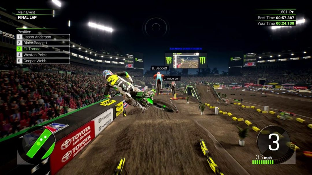 SGO Inside Drive 122018 Monster Energy Supercross Huge Update From Digital Extremes And