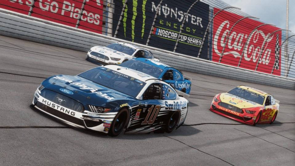 NASCAR Heat 4 eNHPL