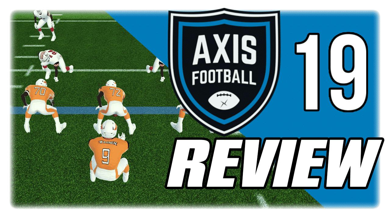 Axis Football 19