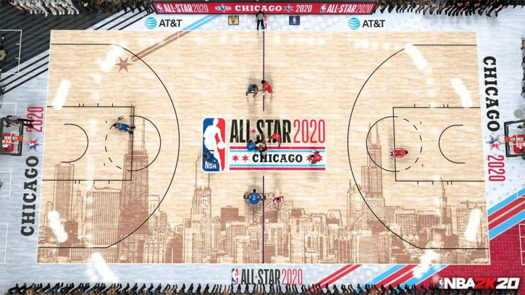 NBA 2K20 All-Star