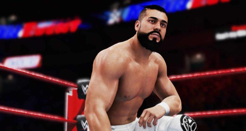 WWE 2K22 Future Details