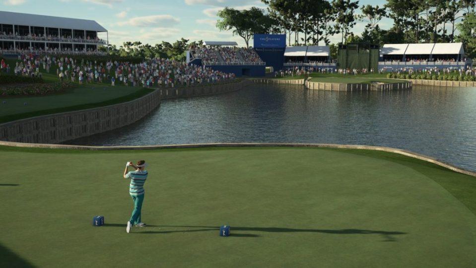 PGA Tour 2K21 courses