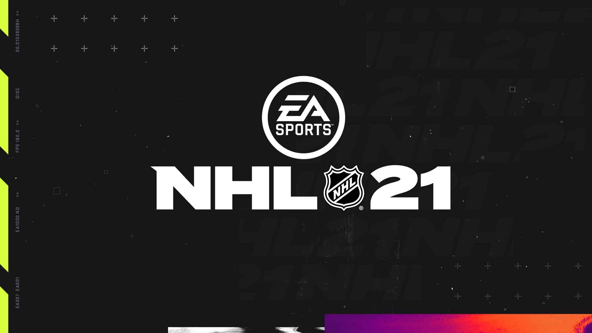 NHL 21 Patch