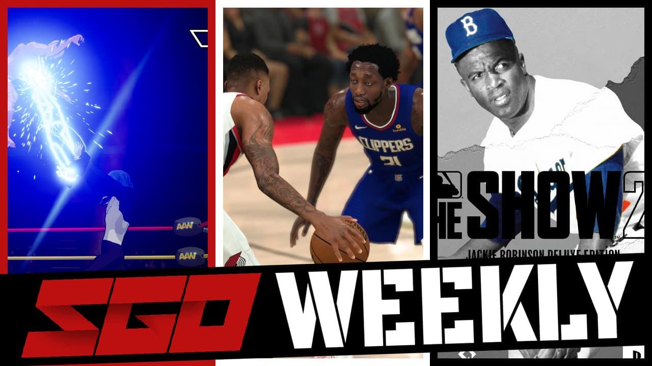 NBA 2K21 AAW SGO Weekly