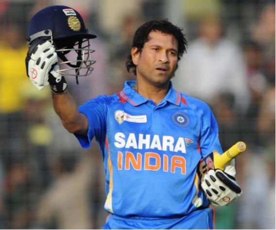 सचिन तेंदुलकर 21वीं सदी के सर्वश्रेष्ठ बल्लेबाज चुने गए