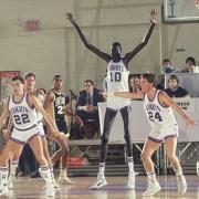 Manute Bol tallest basketball player