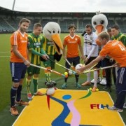 hockey world cup 2014 Schedule