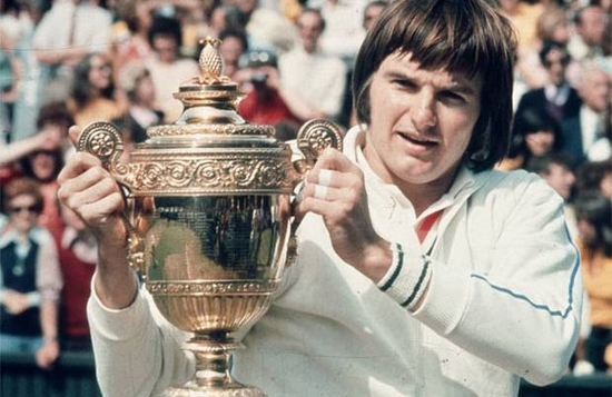 Jimmy Connors Most Grand Slam Singles Title Winners