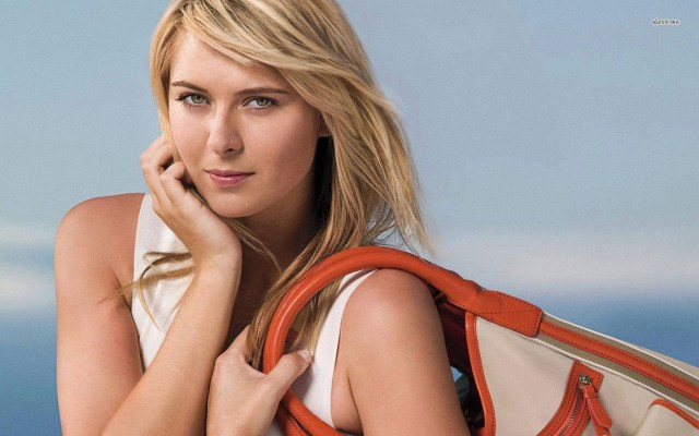 Maria Sharapova Gorgeous Wall papers