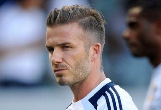 Top Modish David Beckham Hair Styles In Pictures - David beckham hairstyle names