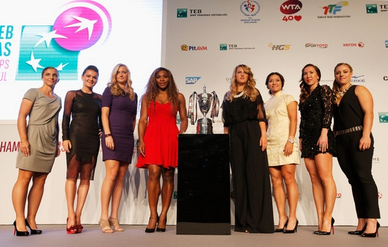 wta Overview of Top WTA Tour Championships Winners
