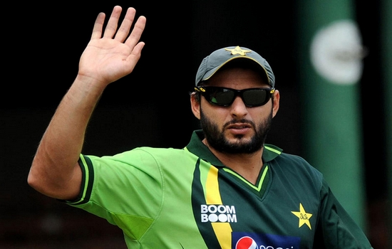 Shahid Afridi Announces Retirement from ODIs