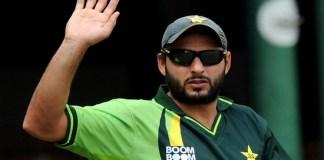 Shahid Afridi Announces Retirement