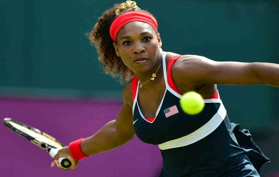 Serena Williams Female Tennis Player