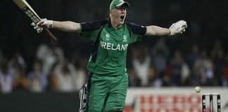 Kevin O'Brien Fastest Centuries