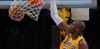 Kobe Bryant Leading NBA Point Scorers