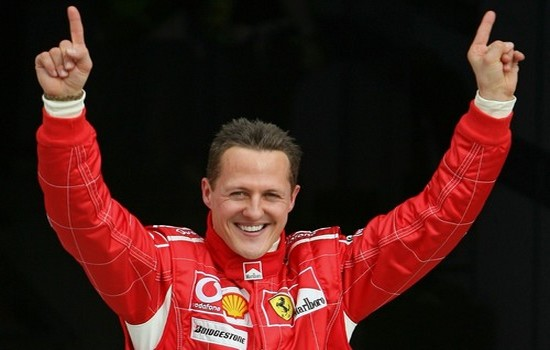 Michael-Schumacher Top 10 Richest Athletes in the World All Time