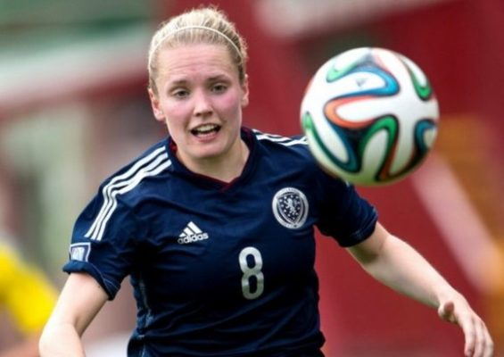 Kim Little Current Best Female Soccer Players in the World