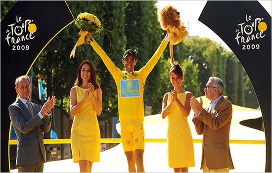 Top Ten Tour de France Winners – By Nationality