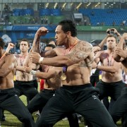 Rugby World Cup: New Zealand 145