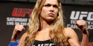 Ronda Rousey Most Dominant Female Athletes