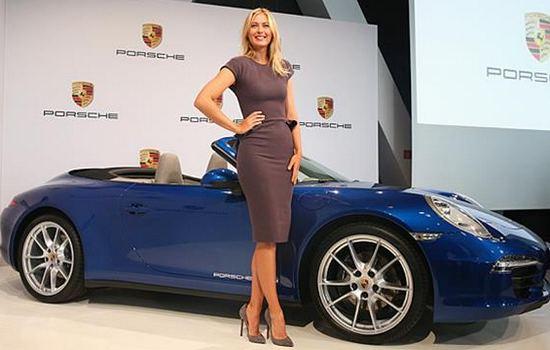 Russian Tennis Queen Maria Sharapova Net Worth