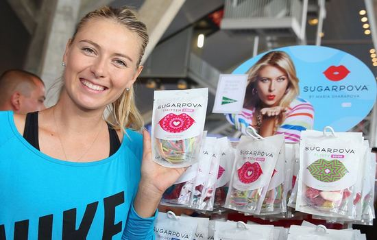 maria-sharapova Russian Tennis Queen Maria Sharapova Net Worth