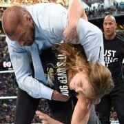 Ronda Rousey Won WWE Slammy Award
