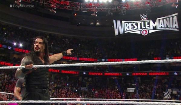 WWE Royal Rumble Winners 1988-2018