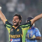 Five Cricketers Playing Their Last T20 World Cup.Shahid Afridi