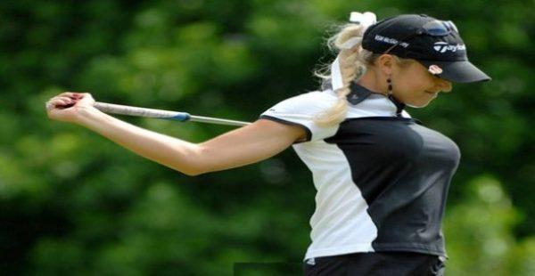 Anna Rawson,Top Ten Most Stunning Women Golfers of 2016