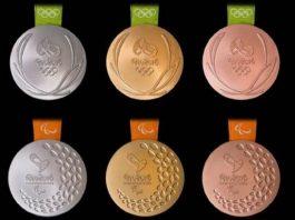 Rio 2016 Olympics Medal Standings: