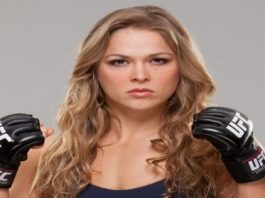 Ronda Rousey,Top Ten Most Incredible Female Boxers and MMA Fighters